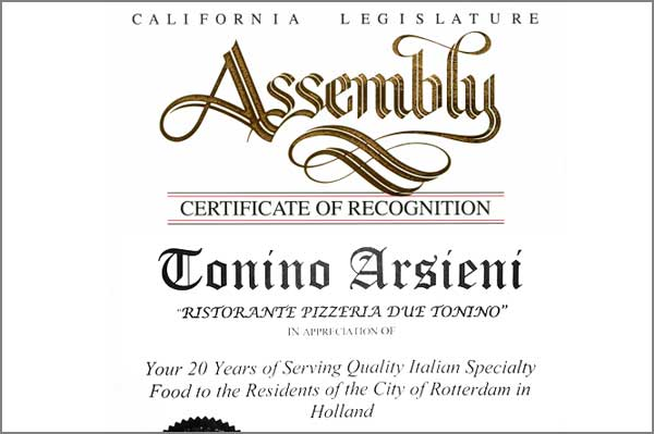 assembly-certificaat